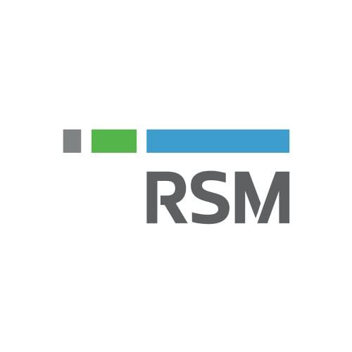 RSM, Octane Partner logo