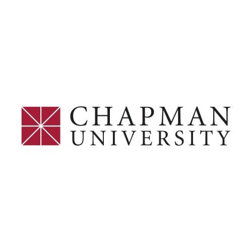 Chapman University logo, Orange County college