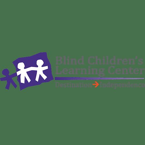 blind children's learning center logo