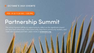 Partnership Summit Invitation